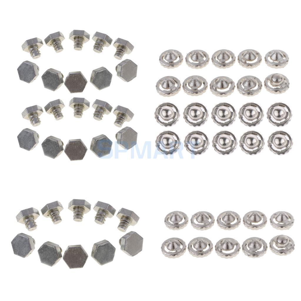 10/20 Metal Performance Spinning Top Spare Parts Gyro Tips/Bolts Screws Base Fight Replacement Alloy Gyro Fighting Accessories