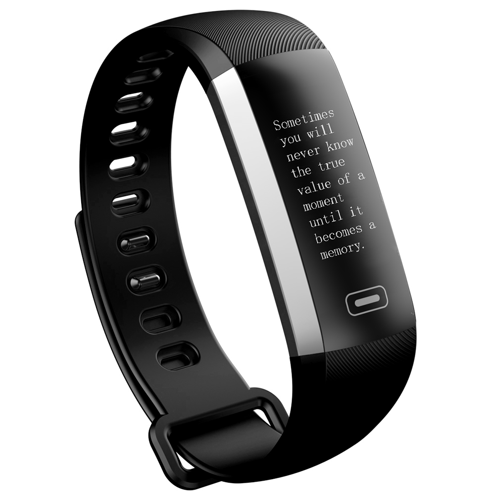 Mens M2 Sport Fitness Tracker IP67 Waterproof Heart Rate Monitor Intelligent Remind Watches Blood Oxygen For