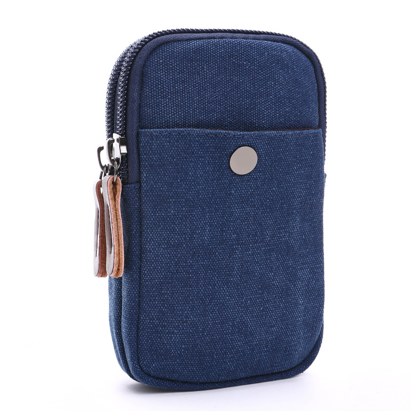 Pocket Outdoor Army Cover Case Sports Wallet Mobile Phone Bag For Multi Phone Model Hook Loop Belt Pouch Holster Bags Waist Pack