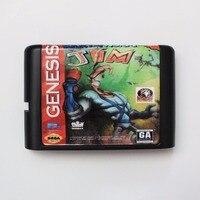 Earth Worm Jim - Sega Mega Drive For Genesis