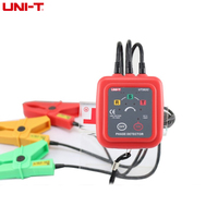 UNI T UT262C Non Contact 3 Phase Sequence Rotation Detectors LED Display Frequency Range 40~70Hz, AC 70V~1000V & Buzzer