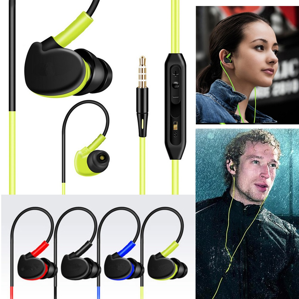 3.5mm Stereo M3 Note Earphone For Meizu M3 Note Earbuds Headsets With Mic Earphones fone de ouvido Headphones