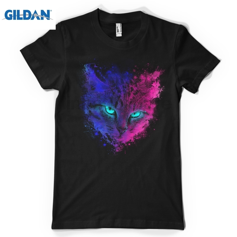 GILDAN Space Gaze Hot Womens T-shirt