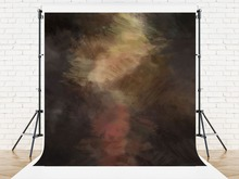 Kate Portrait Photography Backdrops Old Master Style Texture Abstract Retro Solid Color Background For Photo Studio