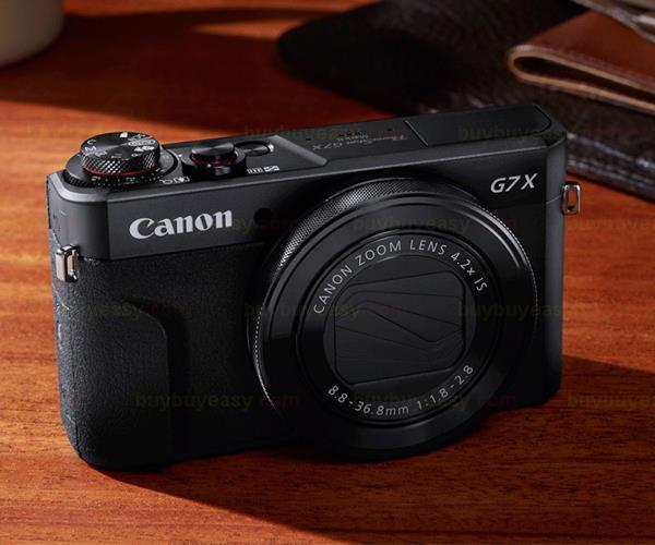 Canon PowerShot G7X Mark II 20.1MP 4.2x Optical Zoom Digital Camer