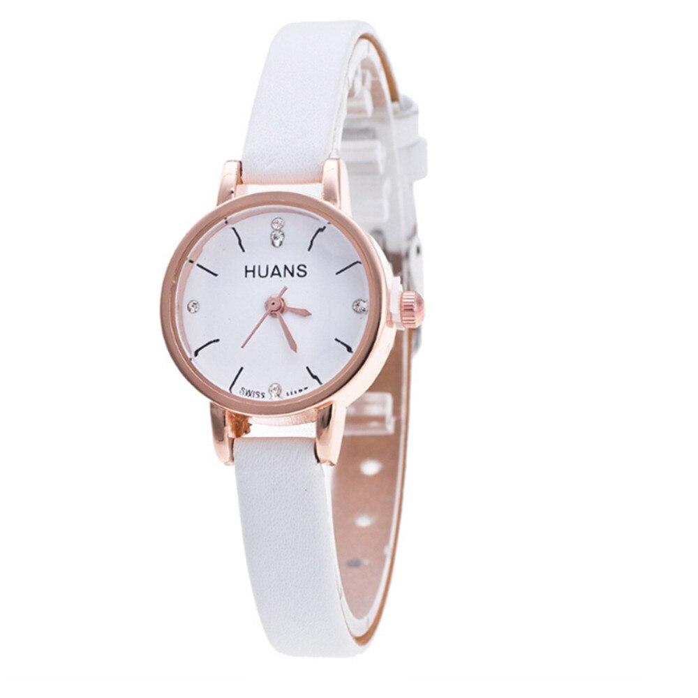Women Watches Reloj Mujer Minimalist Fashion Woman Fine Strap Watch Travel Souvenir Birthday Gifts Horloges Vrouwen Kol Saati