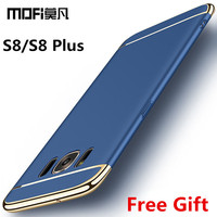 For Samsung S8 Plus Case Samsung Galaxy S8 Case Cover Hard Back Protection Shockproof MOFi Galaxy