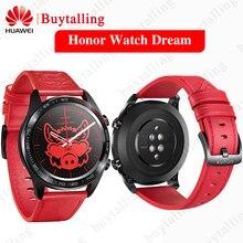 Original huawei honor relógio sonho honra relógio mágico relógio inteligente esporte ao ar livre natação montanha gps tela colorida relógio