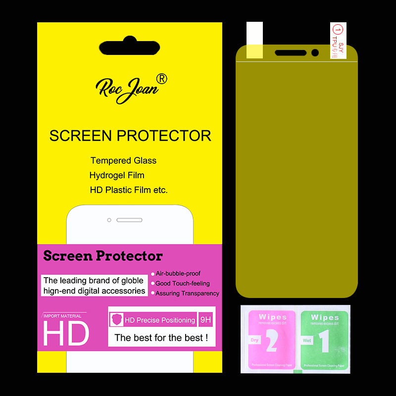 Full Cover Soft Hydrogel Screen Protector Film For Xiaomi Mi A1 A2 5X / Mi 8 6 6a 5s Plus / Mi Mix 2 2s Max 2 3 Protect Film-in Phone Screen Protectors from Cellphones & Telecommunications