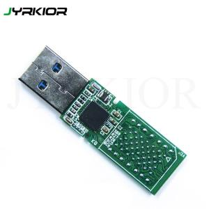 Jyrkior DIY U Disk PCB USB 2.0 LGA70 Hynix NAND Flash For iPhone 6S 6SP 7 7P PCIE NAND Maximum 128G