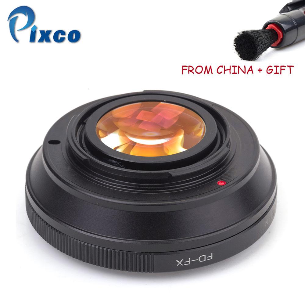 Pixco Lens Adapter Ring Suit for Pentax PK Lens to Fujifilm X Mount Camera Fujifilm X-A5 X-A20 X-A10 X-A3 X-A2 X-A1 X-T2 X-E3 X-E2S X-E2 X-E1 X-T100 X-T10 X-T1IR X-T1 X-T20 X-H1 X-M Pentax -Fuji FX