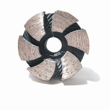 1 шт. мокрая шлифовальная чашка колесо 35* M10* 5 мм сегменты чашки колесо специально разработано для шлифовальной линии