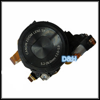 Lens Zoom Unit For CANON PowerShot S110 Digital Camera Repair Part NO CCD Colors Black