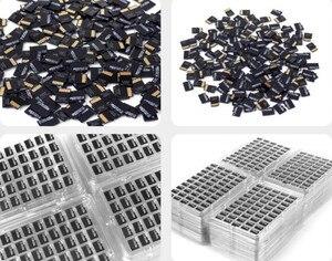 Image 2 - 実容量!!! 10 ピース/ロット 16 ギガバイト 32 ギガバイト 64 ギガバイト 128 ギガバイトのマイクロ SDHC SDXC SD カード C10 U1 TF メモリカード