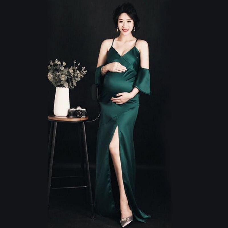 Envsoll платье для беременных для фотосессии для беременных Подставки для фотографий платья для беременных Для женщин Беременность платье фот...