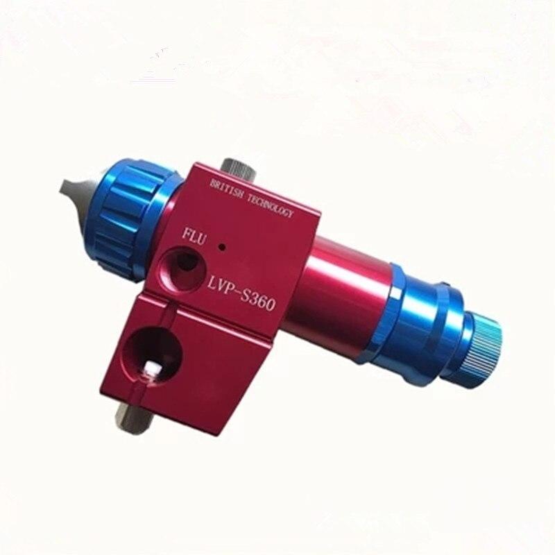 Японский оригинал lvp s360 низкого давления высокой распыление автоматический пистолет заменяет wa 101 краской головы
