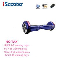 UL2272 Hoverboard 6 5 Inch Bluetooth Hover Board Electric Scooter With Bluetooth 2 Wheel Smart Balance