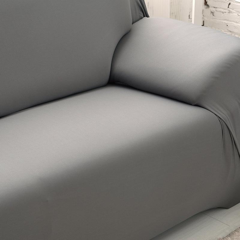 Housse de canapé coton extensible 3