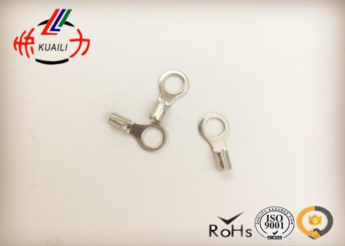 1000pcs NON-INSULATED RING TERMINALS RNB S2-5 1000pcs non insulated ring terminals rnbl 1 25 4