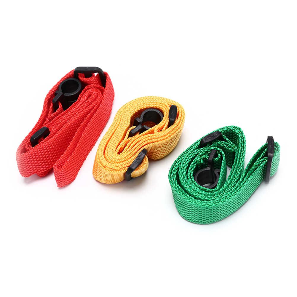 Sangle ukulélé réglable guitare mandoline Instrument crochet guitare col suspendu accessoires guitare 60 cm 3 couleurs