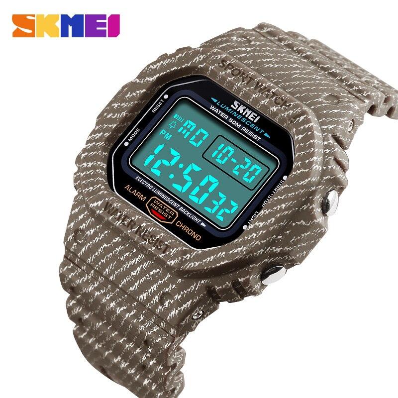 Brillant Sport Uhr Männer Berühmte Led Digital Uhren Männlichen Uhren Herren Uhr Uhren Deportivos Herren Uhren Reloj Hombre Montre Homme 2019 New Fashion Style Online