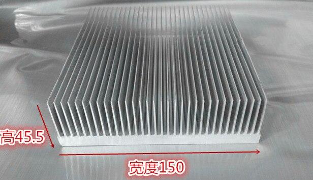 Power development board model airplane GPS heat dissipation width 150mm,high 45.5mm,length 100m 150*45.5*100mm aluminum radiator an incremental graft parsing based program development environment