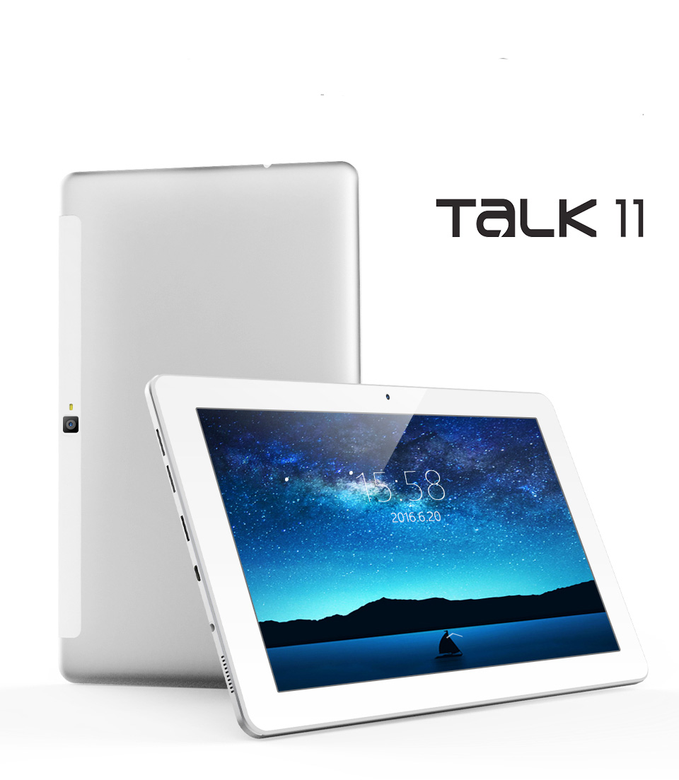 2016 Cube Talk 11/Talk11 MTK8321 Quad Core 1.3GHz Tablet PC 10.6inch 3G Phone Call 1366*738 IPS 1GB/16GB Android 5.1
