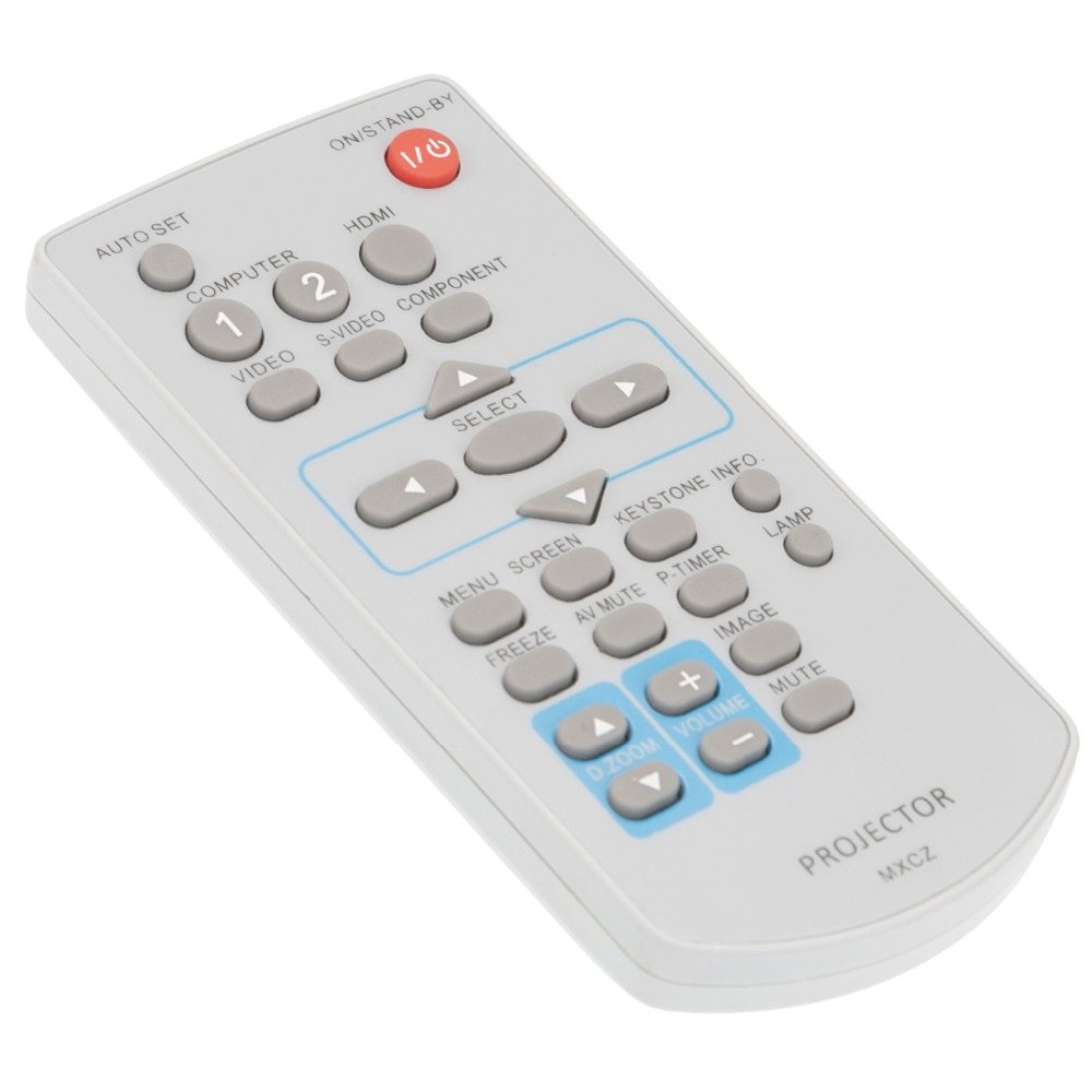 US $9 14 10% OFF|New MXCZ Remote Control fits for PANASONIC Projector PT  VW330 PT VX400U -in Remote Controls from Consumer Electronics on