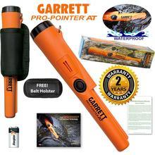 Золотой Охотник IP68 водонепроницаемый контактный металлоискатель Garre pinpointer