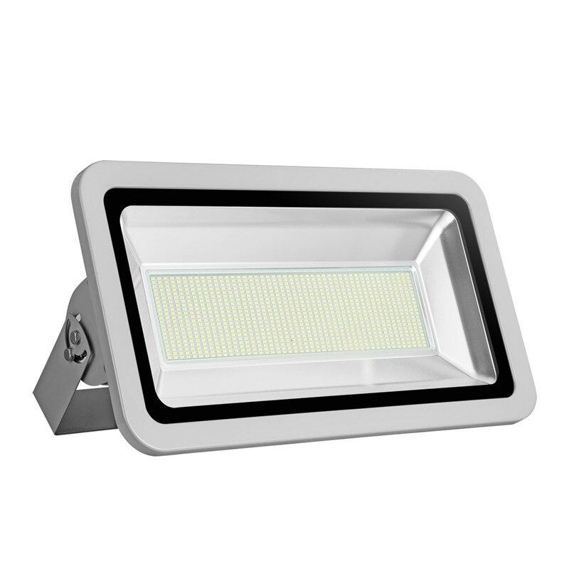 2Pcs High Power 500W 220V 5000LM SMD5730 LED Floodlights Outdoor Lighting For Street Square Highway Wall Garden LED Spotlight