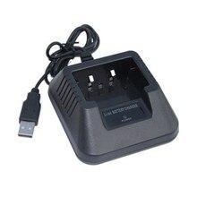 Baofeng UV5R USB аккумулятор зарядное устройство для портативного двустороннего радио рация рация Baofeng UV-5r Uv-5re 5RB Uv-5ra аксессуары