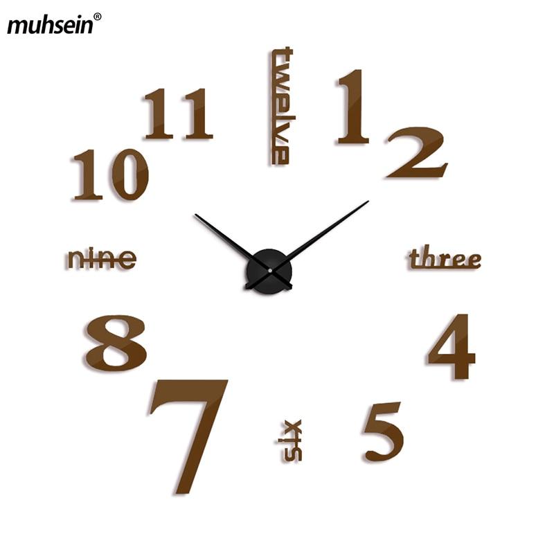2018 ρολόγια χαλαζία ρολογιών μόδας - Διακόσμηση σπιτιού - Φωτογραφία 2