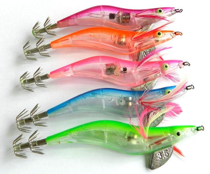 popular plastic squid lures-buy cheap plastic squid lures lots, Hard Baits