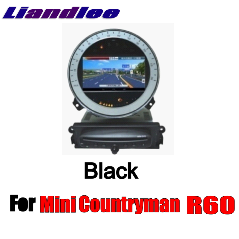 Liandlee Car Multimedia Player NAVI For Mini Countryman R60 2010~2017 Original Car Style DVD Car Radio Stereo GPS Map Navigation