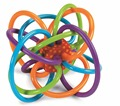 Baby Toy Winkel Rattle and Sensory Teether Activity Toy