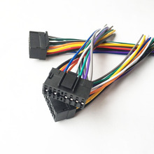 16 PIN Wire Radio Harness Power Plug For DIY Sony Radio Plug CDX GT210 CDX M630_220x220 sony wiring harness reviews online shopping sony wiring harness sony cdx m630 wiring harness at nearapp.co