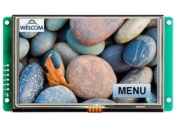 цена на 7.0 Inch Display Panel With LCD Screen