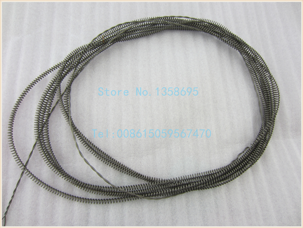 Melting Furnace Element Heating Coil Wire Kiln jewelry tools 220v 300w 500w 600w 800w 1000 1200 1500 2000 2500 3000 4000 5000w kiln a1 furnace heating element coil heater wire 600c alchrome