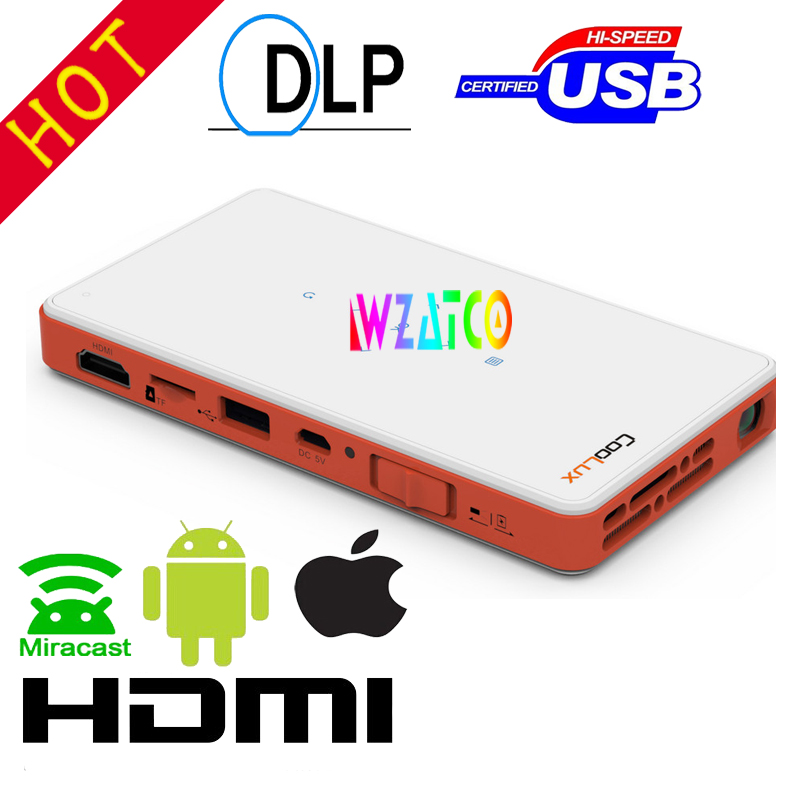 Ksd 288 Hd Dvd Projector Best New Hd Home Theater: Q6 Android 4.4 WiFi Mini Pocket Mobile Portable Multimedia