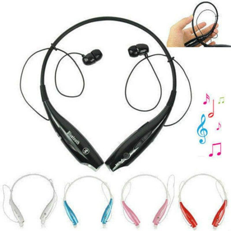NEW HV-800 Wireless Bluetooth Headphone Bluetooth Stereo Sport Running Earphone Handsfree Earbud Earpods For Iphone samsung