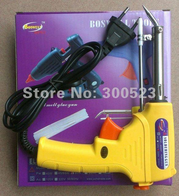Soldering gun, North American standard electrical plug.110V-120V. 60 Watts, 1pcs/lot, free shipping