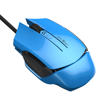 Professional Optical USB Wired LED Ergonomic Mouse Gaming Mouse with Adjustable 2500DPI for Computer PC dota 2 lol cs go Gamers