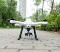 JTT T50 aérea profissional inteligência RC zangão Aérea Camera RC Quadcopter com 3-Axis Gimbal FPV Vôo RC 10000 mAh da bateria