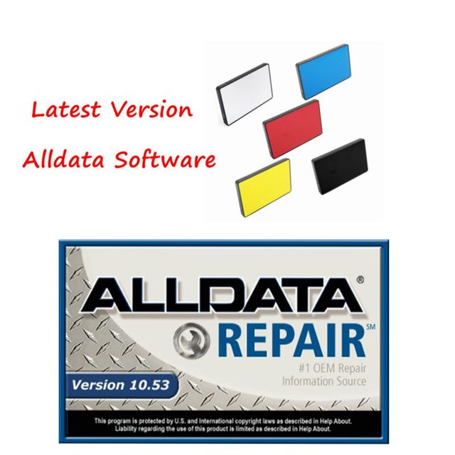 2018 newest alldata software alldata auto repair software all data rh aliexpress com Family Repair Manuals Library Auto Repair Manuals