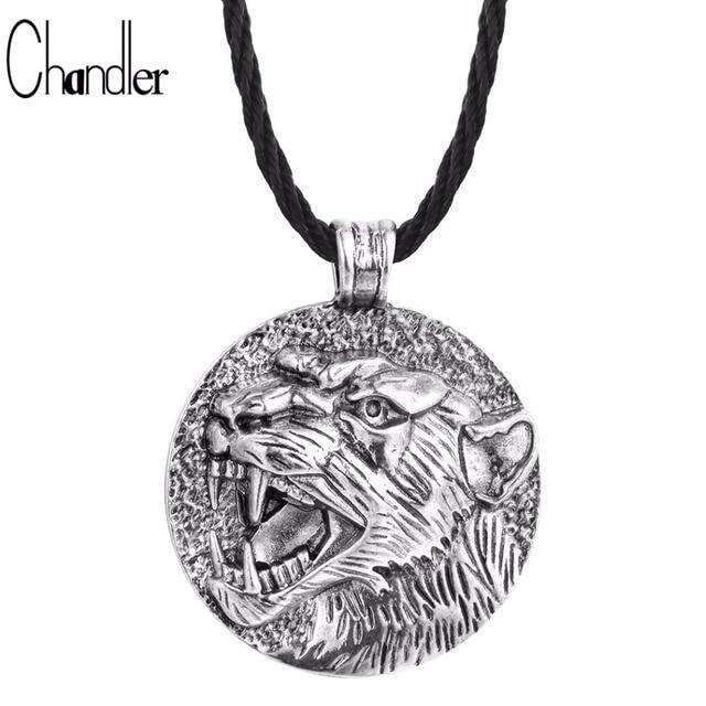 Chandler 2018 New Valknut Viking Symbol Panther Head Animal Predator