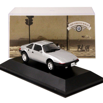 IXO Altaya 1:43 Miura Targa 1982 Diecast Models Miniature Collection Toys Cars Gift image