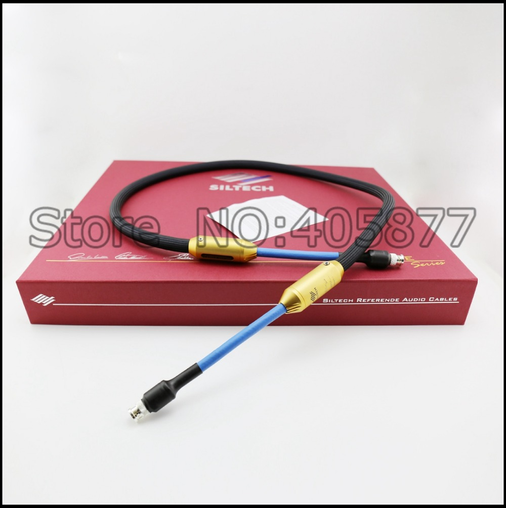 audio GOLDEN EAGLE II 75 ohm Digital Audio Cable With Original Box HIFI XLR Digital Coaxial Cable цены