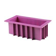 をニコールシリコーン石鹸型長方形斤型手作り石鹸作成ツール