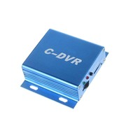 Nadzoru CCTV TF/Micro SD Card Mini DVR Video Recorder wsparcie 2-32 GB TF Karty VGA Nagrywanie wideo w czasie Rzeczywistym Ruchu wykrywanie