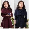 Autumn Girls Clothes New Children Dress Girls Skirt Big Virgin Child Skirt Shawl Skirt Kids Children Clothing